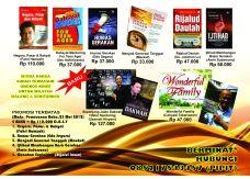 promosi buku lezat untuk kader dakwah