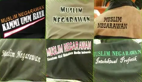 Jaket - Muslim Negarawan