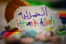 I thank Allah (Sumber: faridahammiya.blogspot.com)